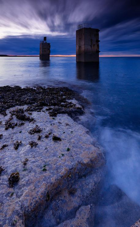 Torness in the Blue Hour