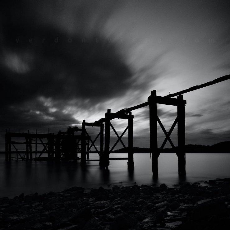 Aberdour Pier