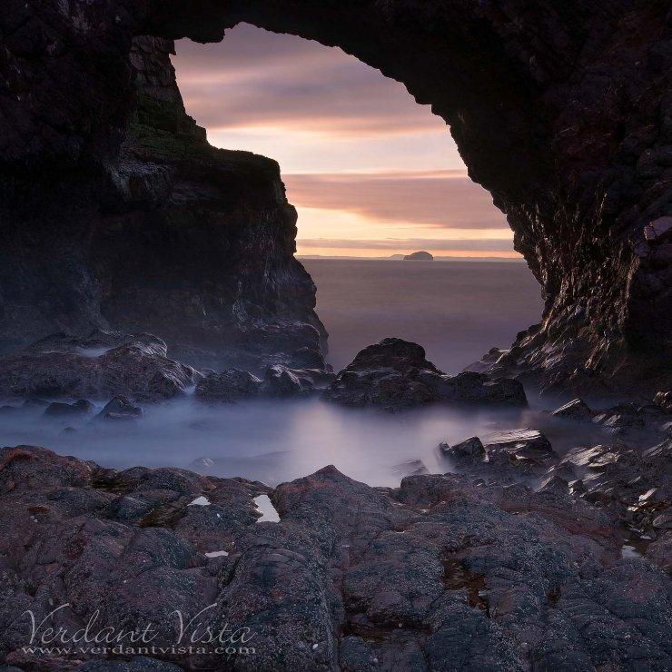 Dunbar Natural Arch