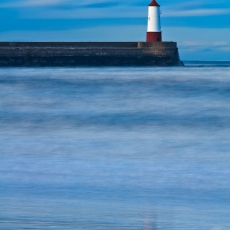 Lighthouse at Spittal