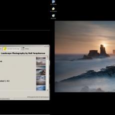 Darf Dual Monitor Screenshot