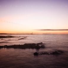 Sunset at Ferny Ness