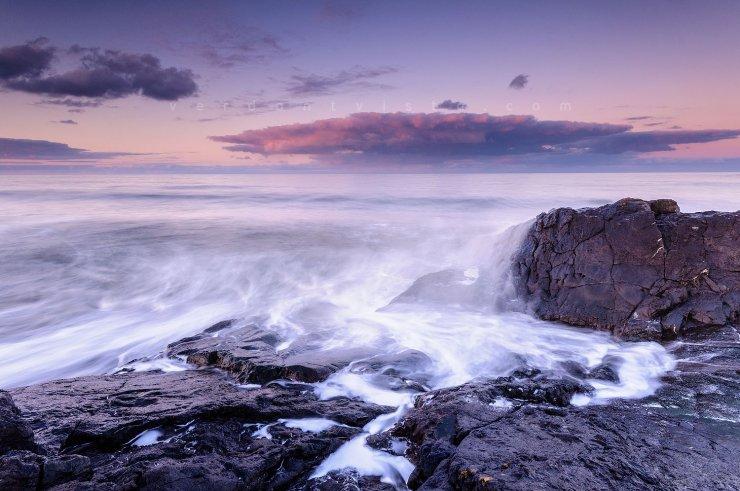 Dunstanburgh Gloaming