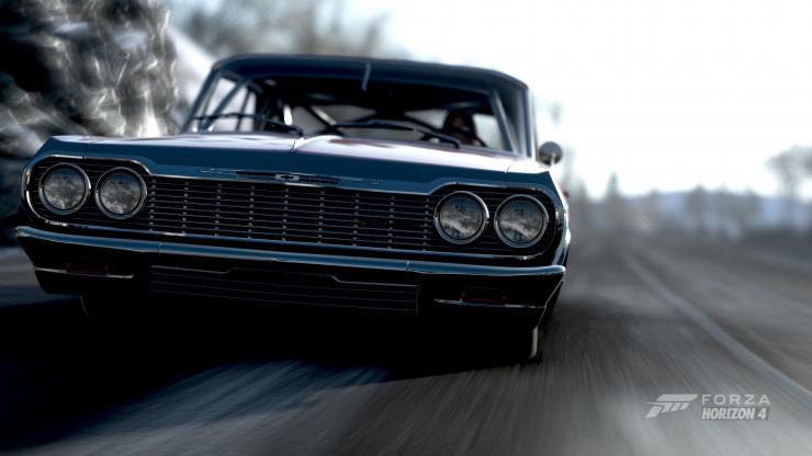 1964 Chevrolet Impala Super Sport 409