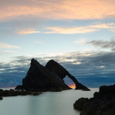 Bow Fiddle Rock Sunrise #2.1