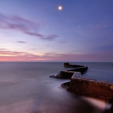 St Monans Before Sunrise