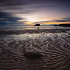Bass Rock in the Gloaming #1